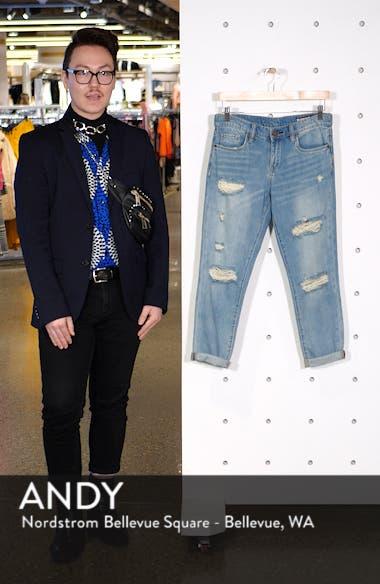Rocket Power Ripped Boyfriend Jeans, sales video thumbnail