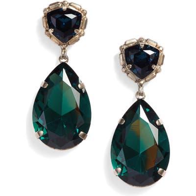 Sorrelli Pear Crystal Statement Earrings