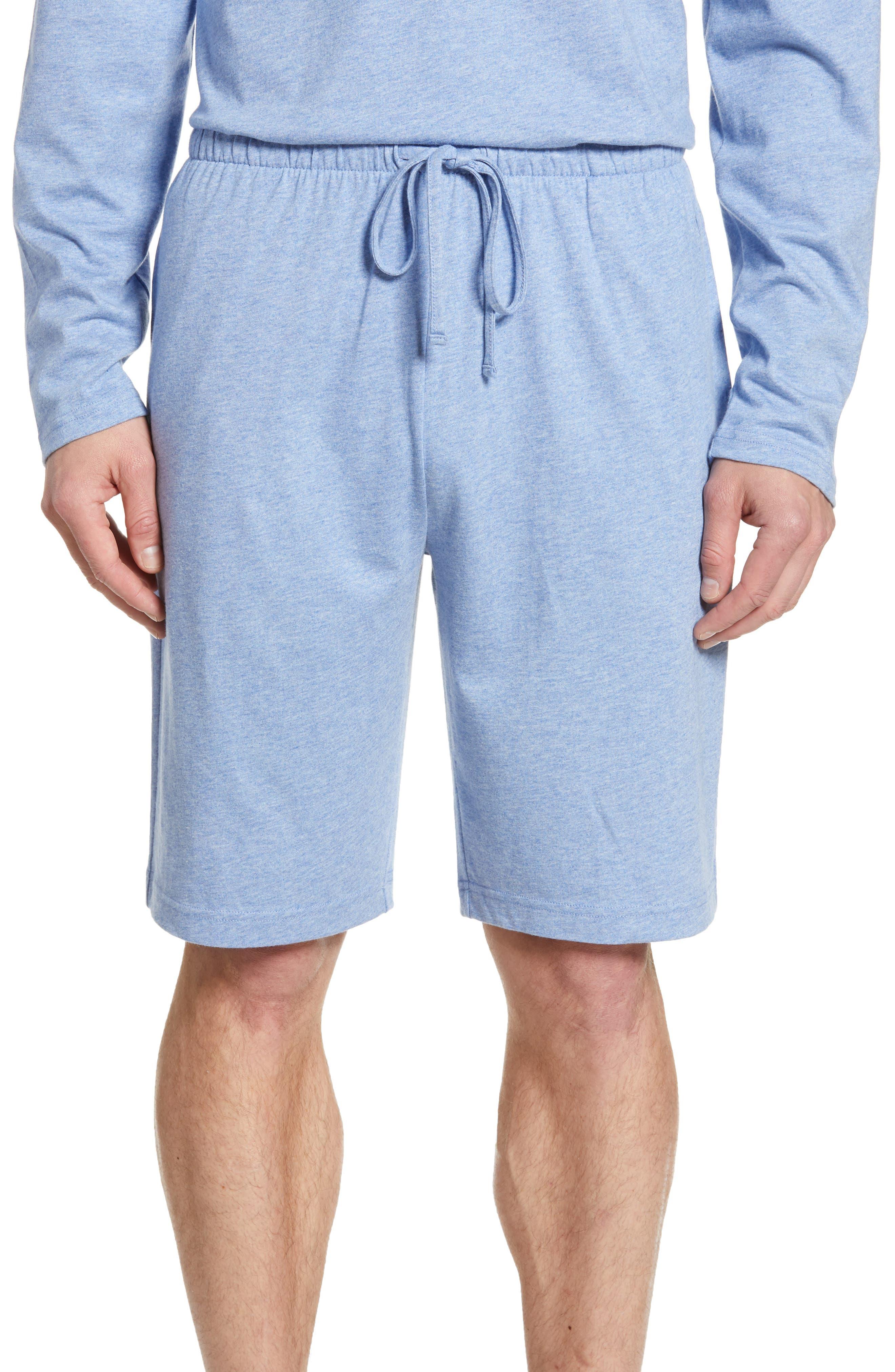 Polo Ralph Lauren Supreme Comfort Pajama Shorts, Blue