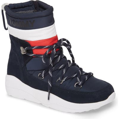 Tommy Jeans Diane Boot, Blue