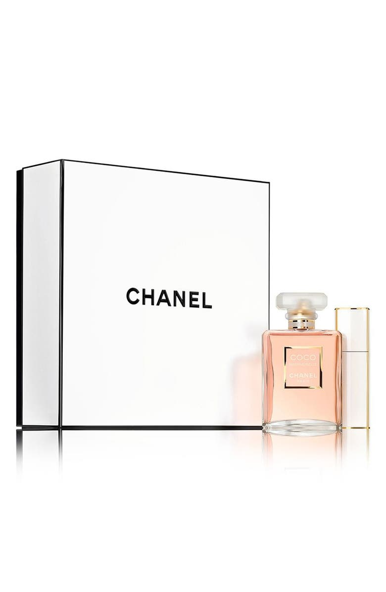 CHANEL COCO MADEMOISELLE Twist & Spray Set, Main, color, 000