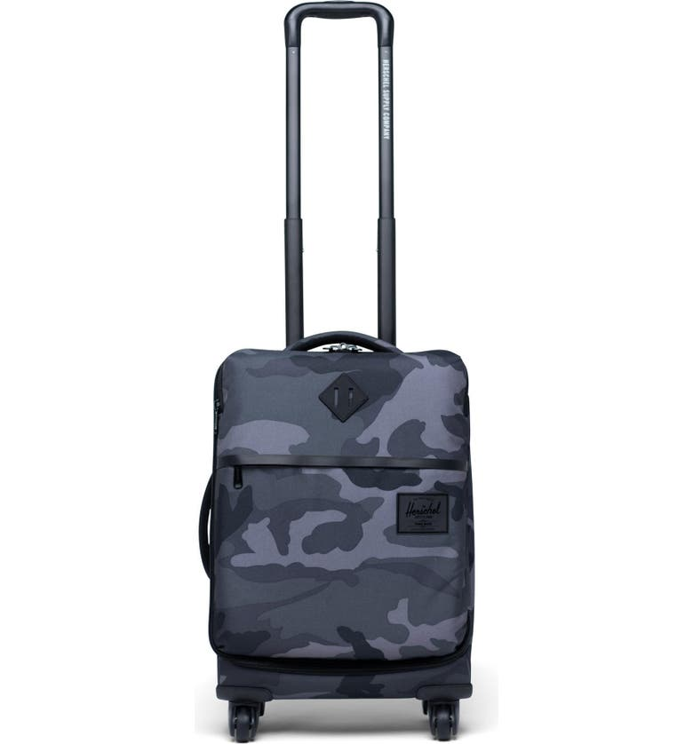 HERSCHEL SUPPLY CO. Highland 22-Inch Wheeled Carry-On, Main, color, NIGHT CAMO