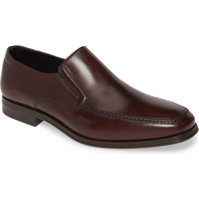 Magnanni Madrid Venetian Loafer, Brown