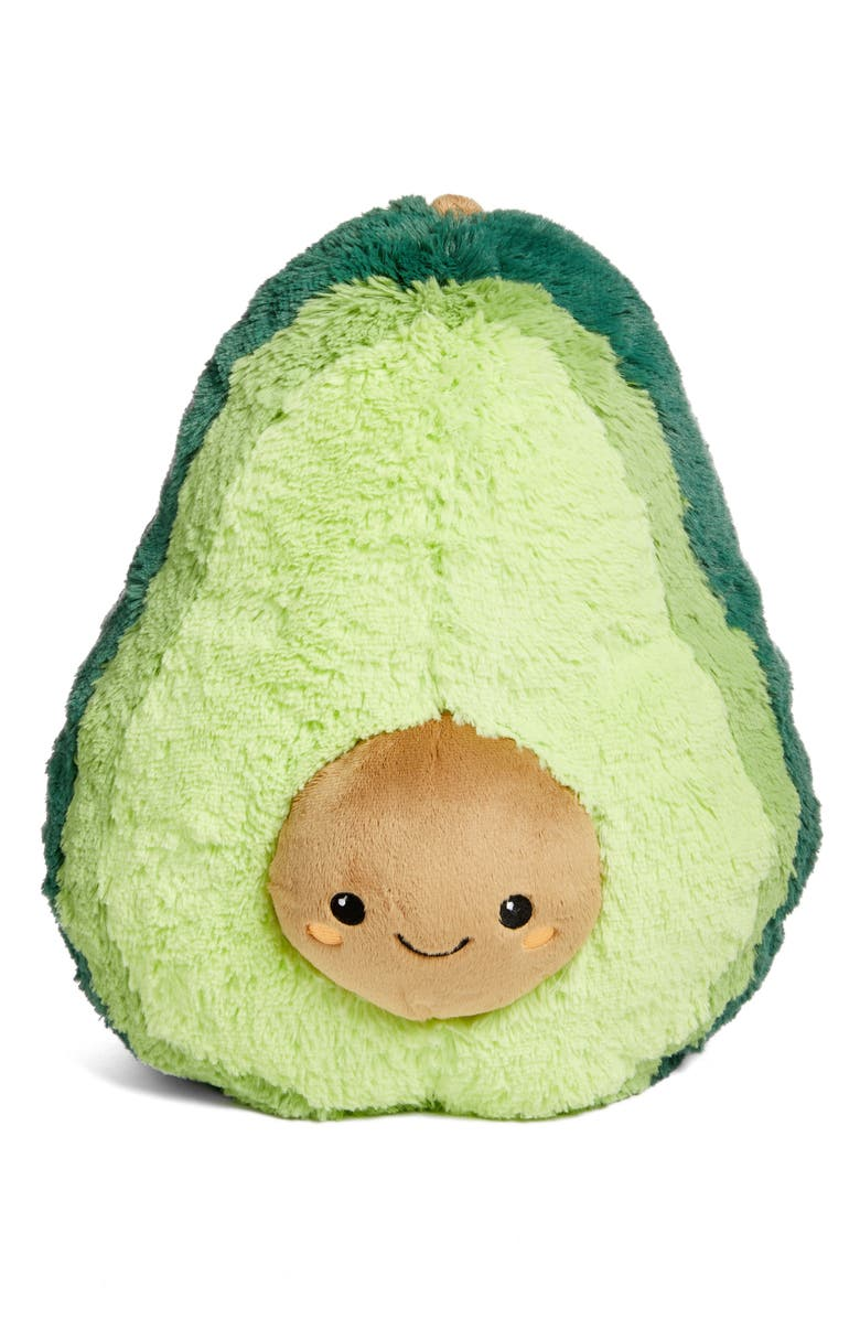 SQUISHABLE Avocado Stuffed Toy, Main, color, 300
