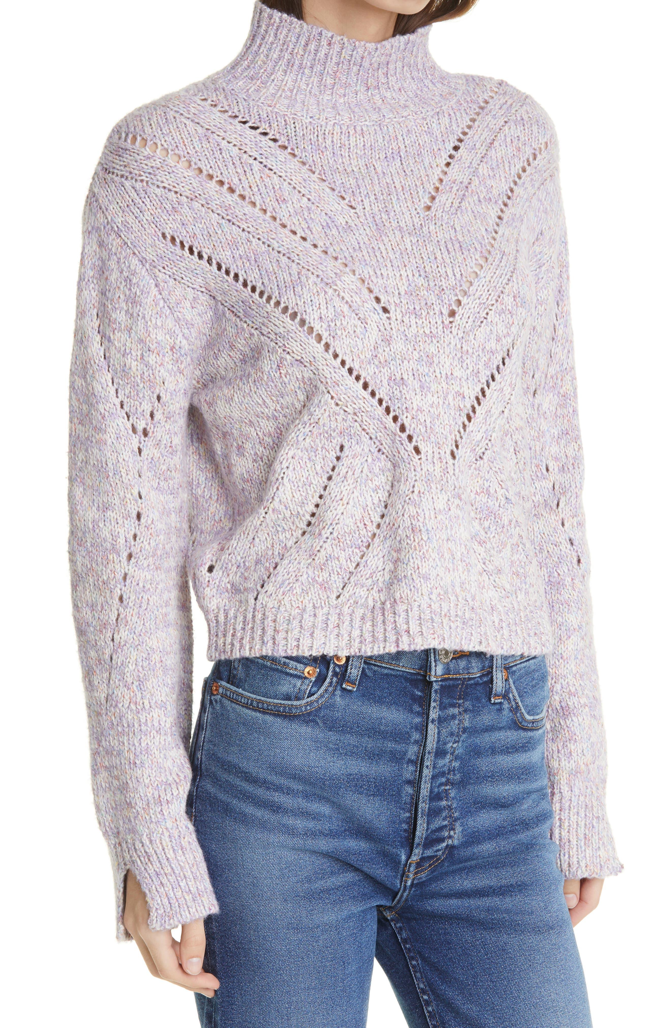 Uma Stitch Turtleneck Sweater