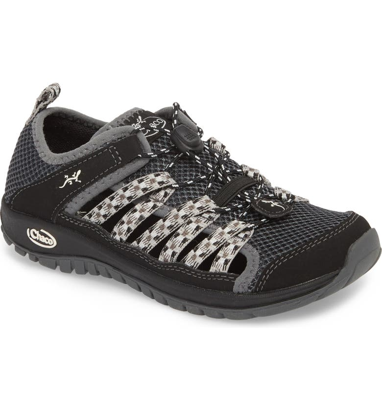 CHACO Outcross 2 Water Sneaker, Main, color, 001