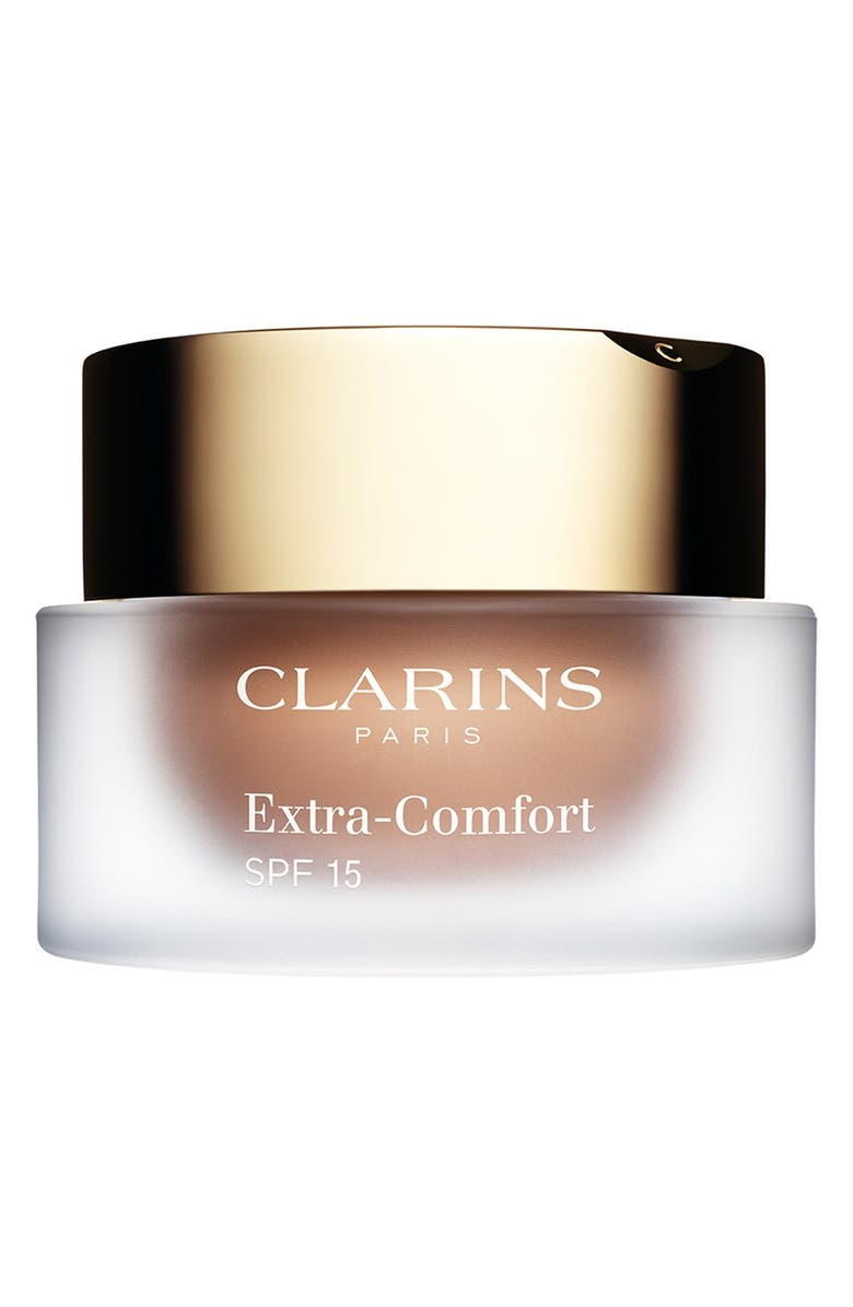 CLARINS Extra-Comfort Anti-Aging Foundation SPF 15, Main, color, 257