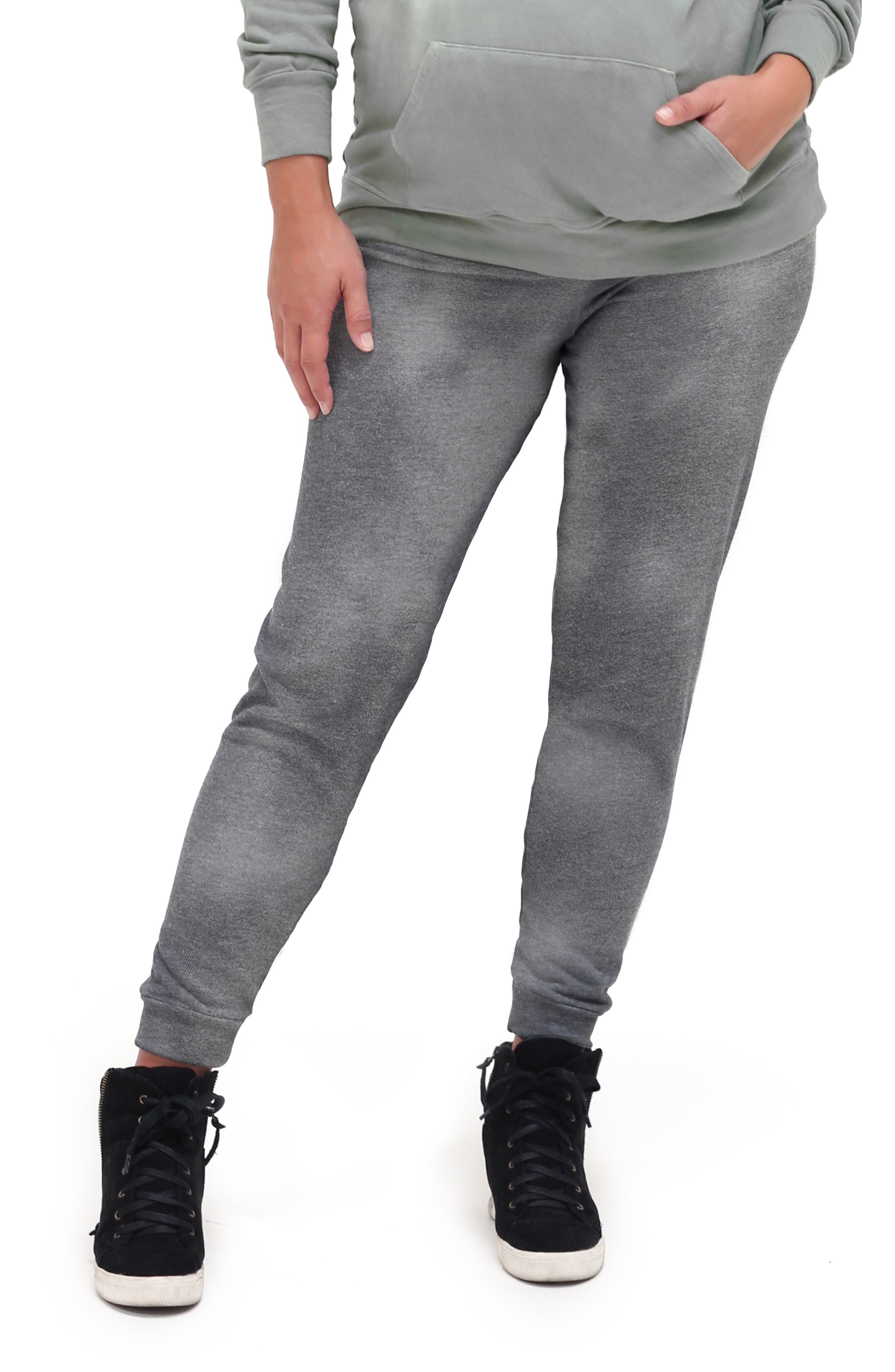 Relaxed Maternity Joggers
