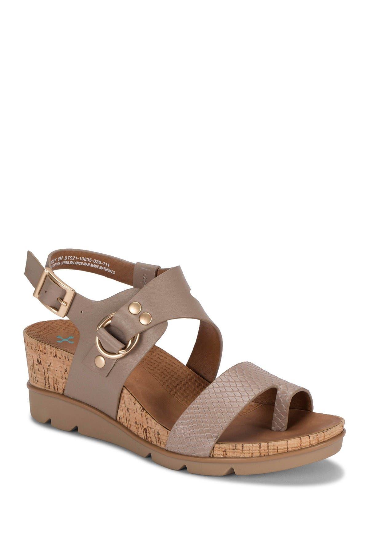 Baretraps Sandals LANDREY WEDGE SANDAL