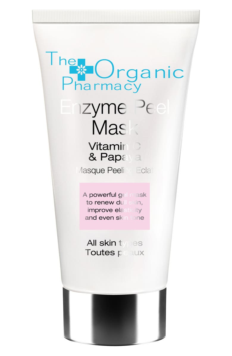 THE ORGANIC PHARMACY Enzyme Peel Mask with Papaya, Main, color, 000