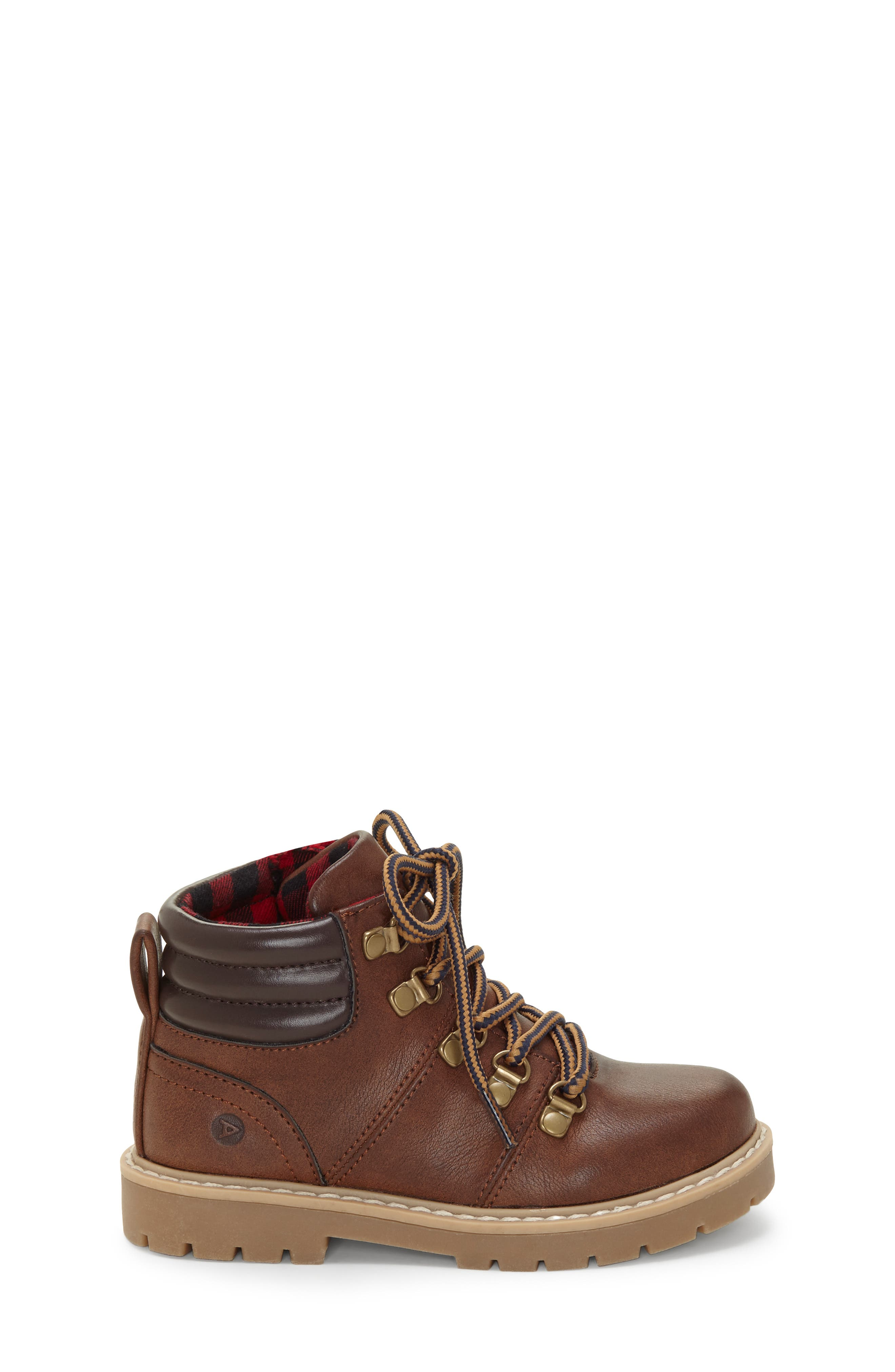 ,                             Aakil Lace-Up Boot,                             Alternate thumbnail 3, color,                             MISTER MAPLE
