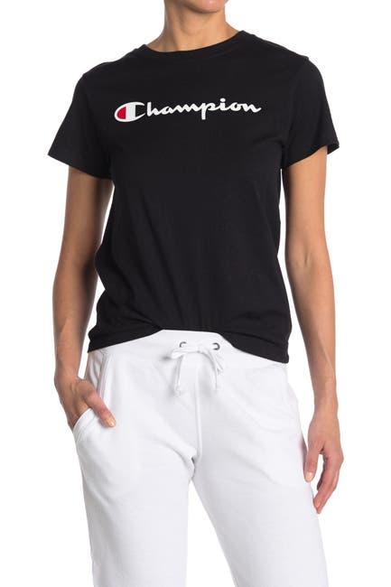 Image of Champion Classic Logo T-Shirt