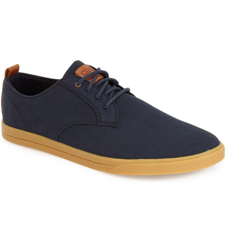 CLAE Ellington Sneaker, Main, color, DEEP NAVY CANVAS