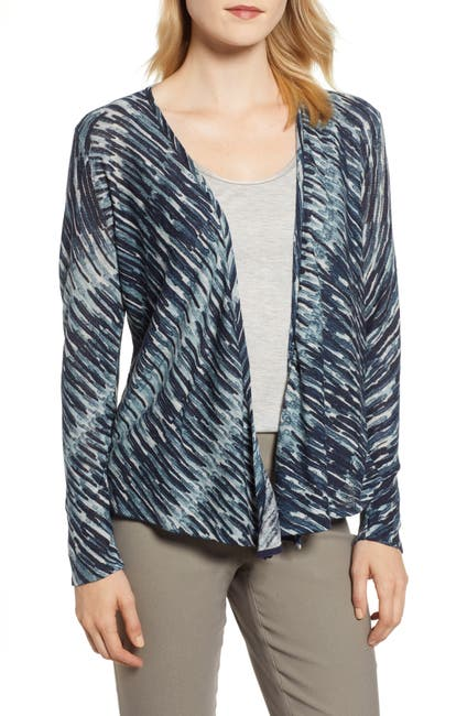 Image of NIC+ZOE Green Light 4-Way Convertible Cardigan