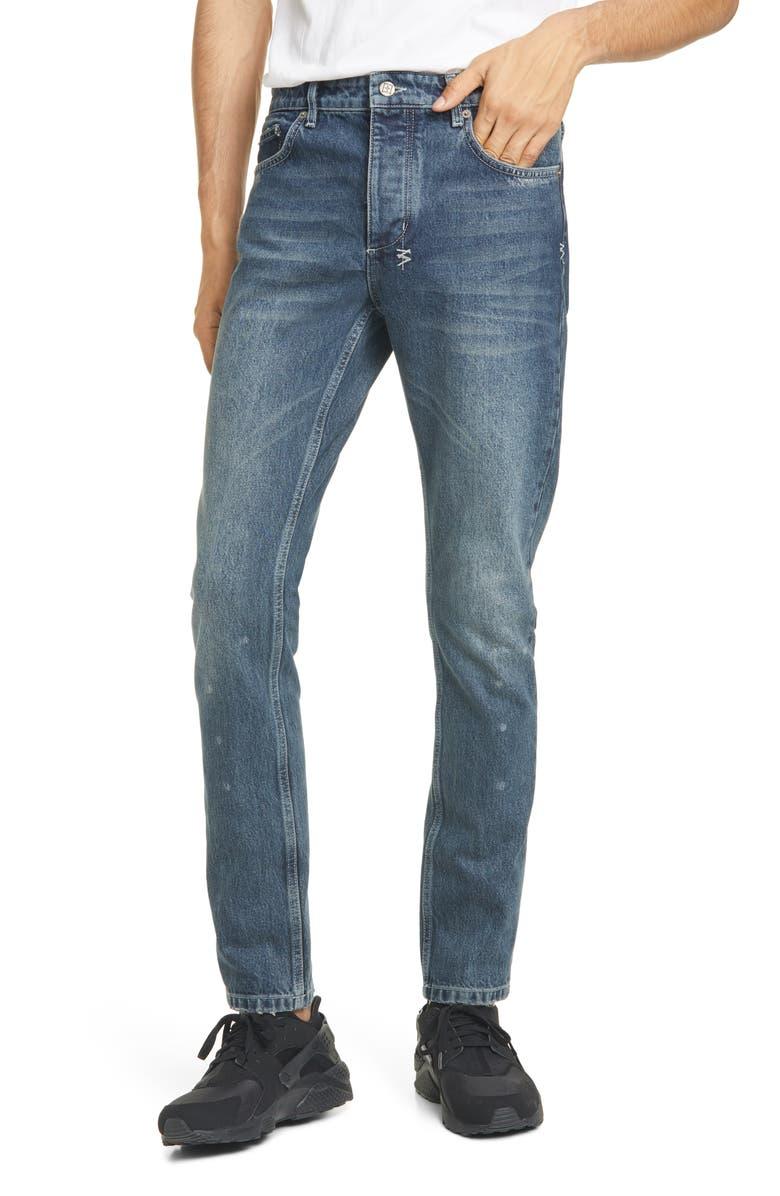 KSUBI Chitch Kulture Kleen Skinny Fit Jeans, Main, color, 400