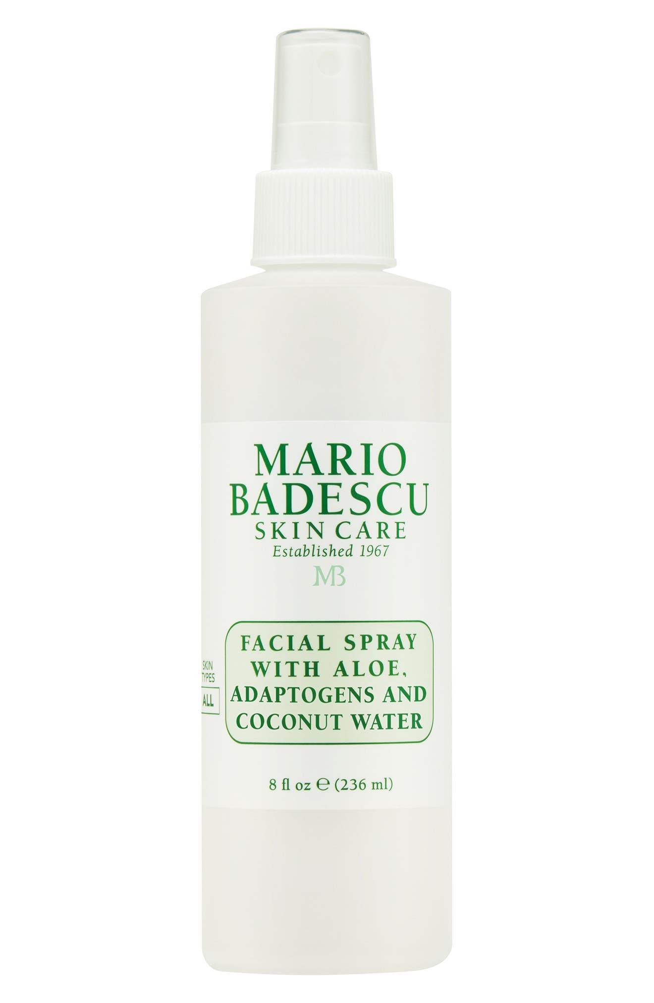 Facial Spray with Aloe, Adaptogens & Coconut Water | Nordstrom