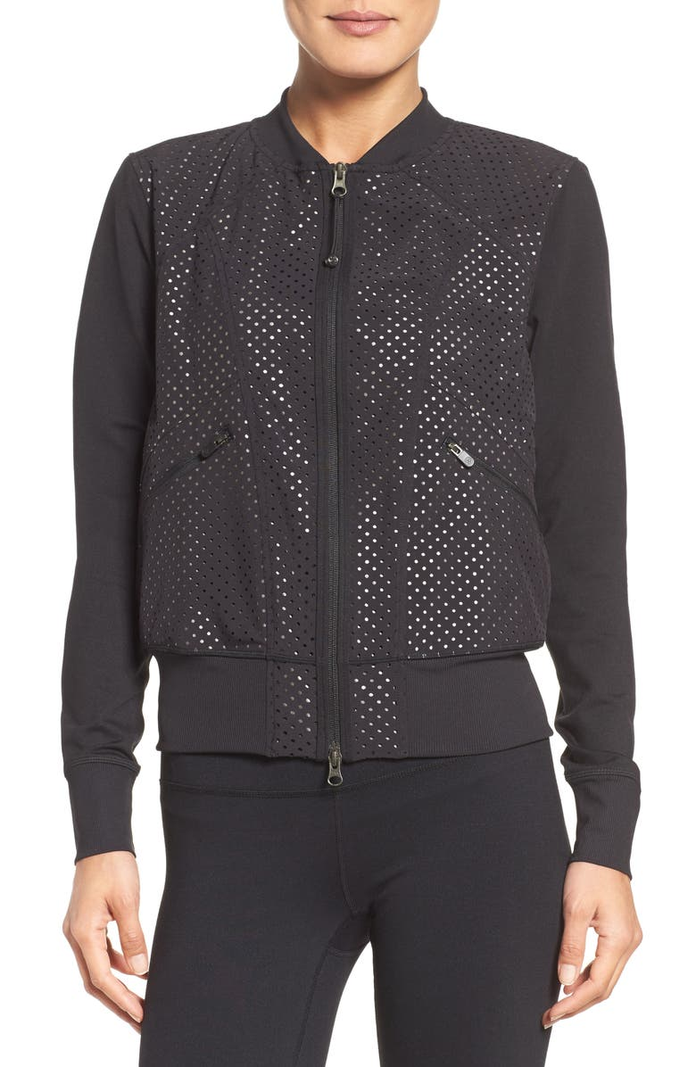 ZELLA To the Max Mesh Bomber, Main, color, 001