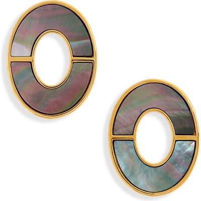 Lizzie Fortunato Symmetry Earrings