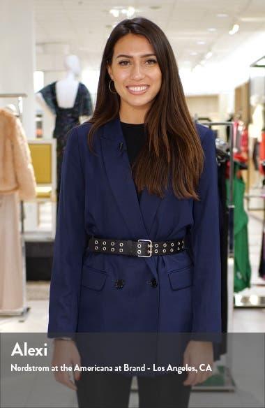 Lea Shimmer Fringe Cardigan, sales video thumbnail