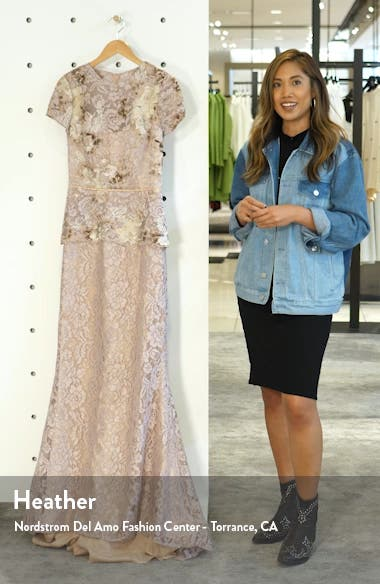 Lace Gown, sales video thumbnail