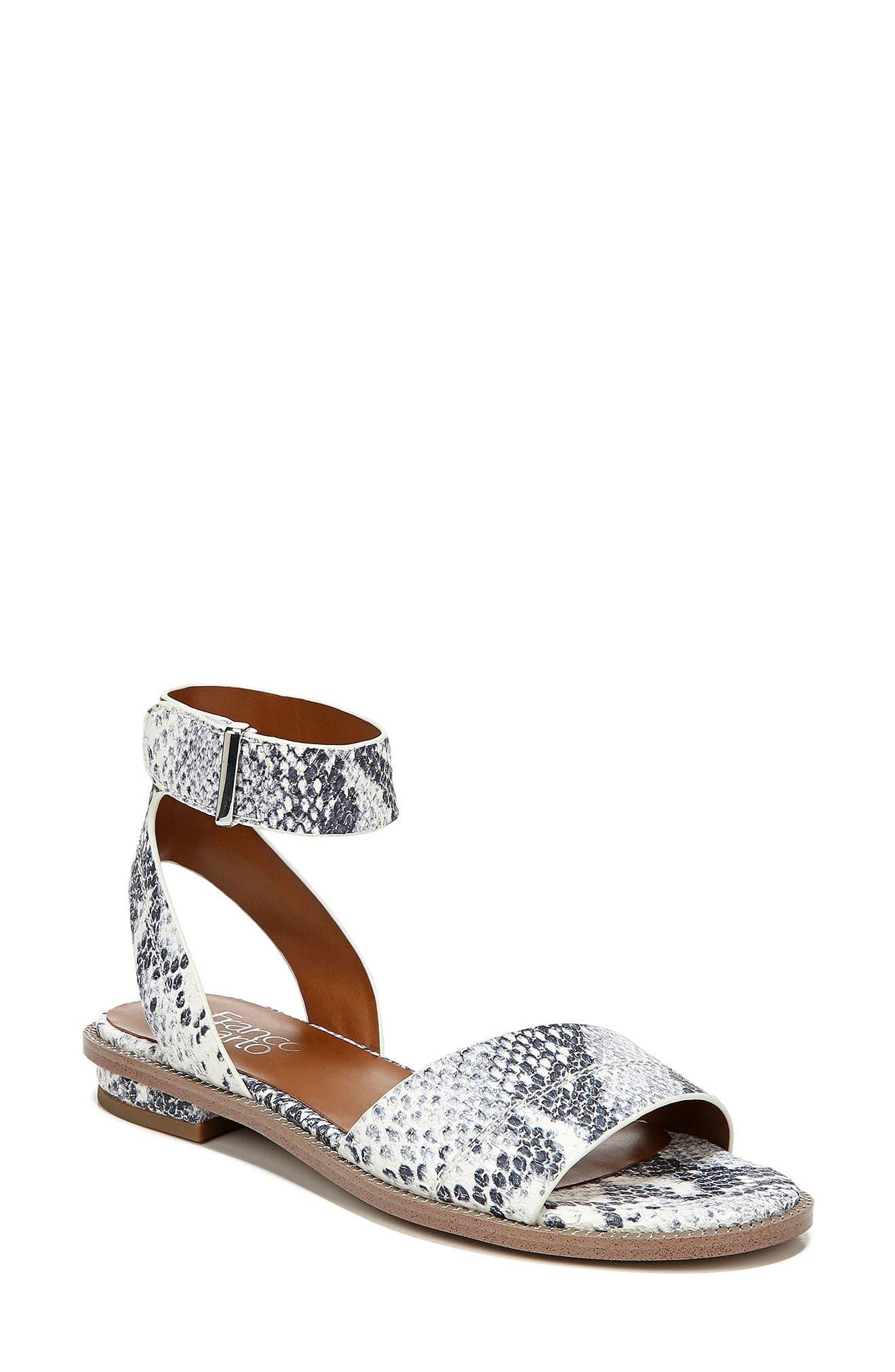 Image of Franco Sarto Maxine Ankle Strap Sandal
