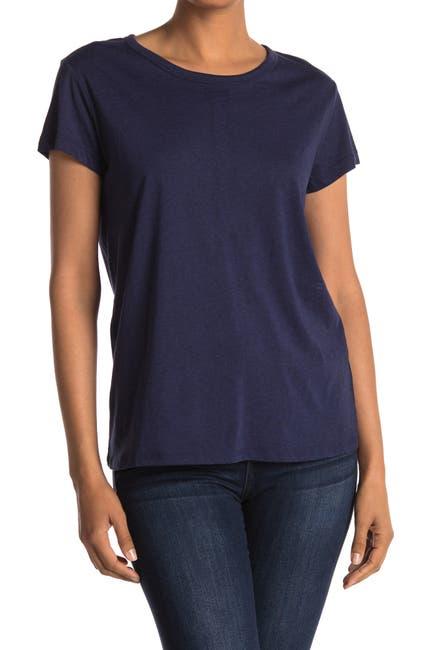 Image of G-STAR RAW Sundu Knotted Back Straight T-Shirt