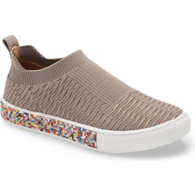 Bernie Mev. Azami Sneaker, Grey