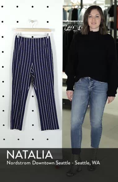 Pisa High Waist Crop Pants, sales video thumbnail