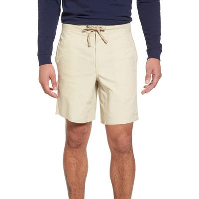 Patagonia Stretch All-Wear Hybrid Shorts, Beige
