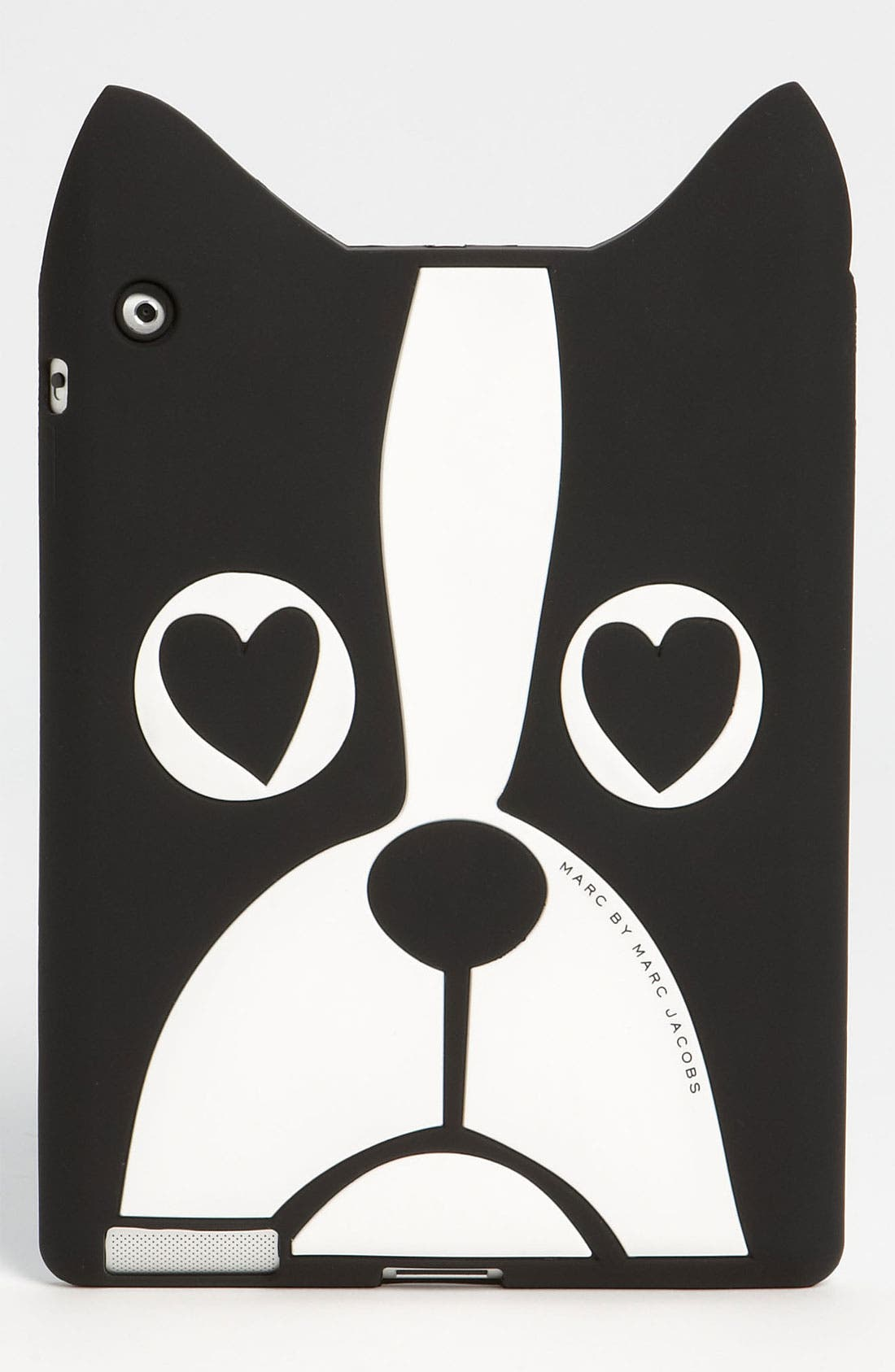 MARC BY MARC JACOBS 'Shorty the Boxer' iPad Case, Main, color, 001