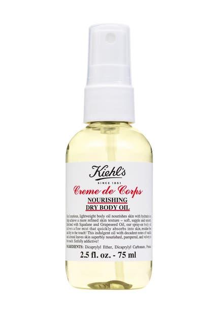 Image of Kiehl's Since 1851 Creme de Corps Nourishing Dry Body Oil - Travel Size
