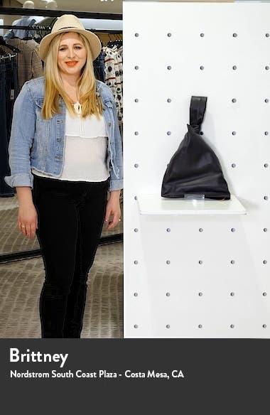Twist Leather Handbag, sales video thumbnail
