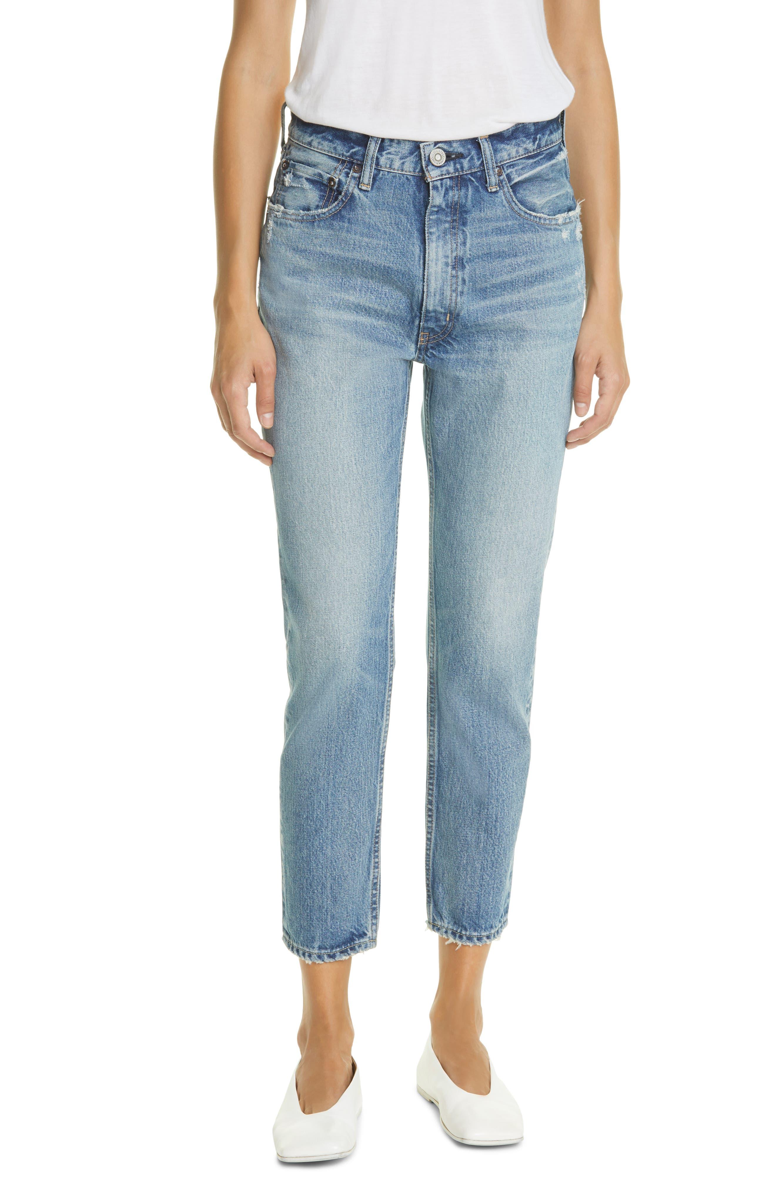 Dells Boyfriend Skinny Jeans