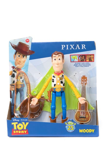 Image of Mattel Toy Story 4 25th Anniversary Assortment Night Control(TM) Figure