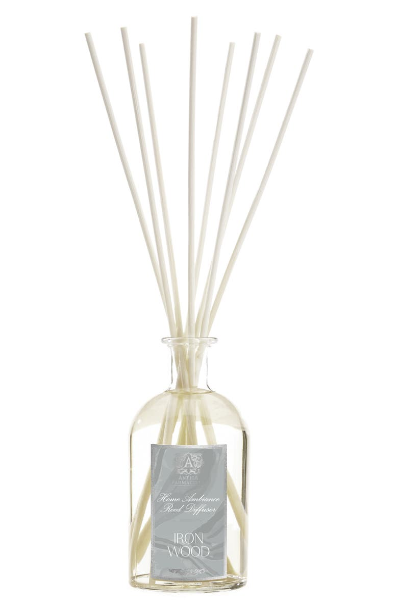 ANTICA FARMACISTA Iron Wood Reed Diffuser, Main, color, NO COLOR