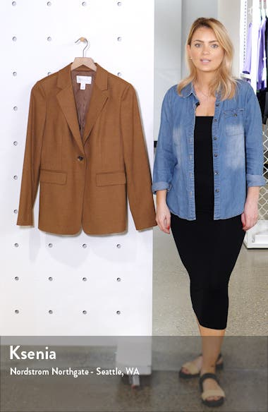 One-Button Blazer, sales video thumbnail