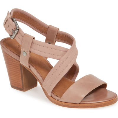 Frye Dani Crisscross Sandal- Purple