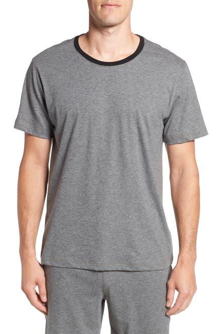 Image of Daniel Buchler Pima Cotton Crewneck T-Shirt