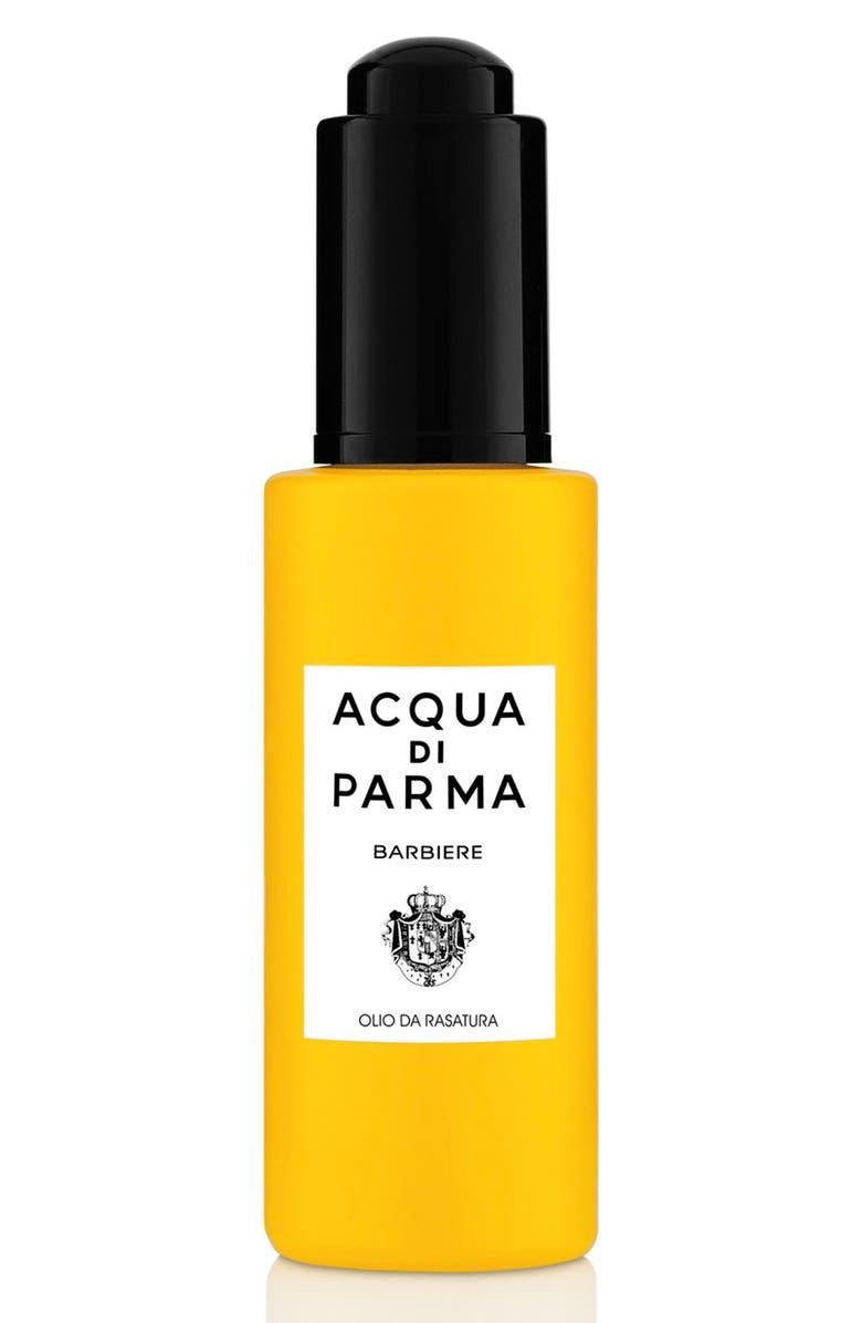 ACQUA DI PARMA Barbiere Shaving Oil, Main, color, NO COLOR