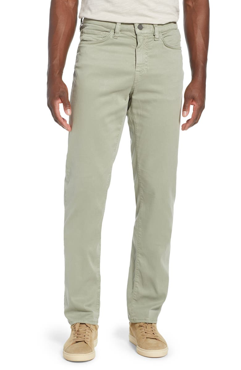 34 Heritage Charisma Relaxed Fit Jeans Sage Soft Touch