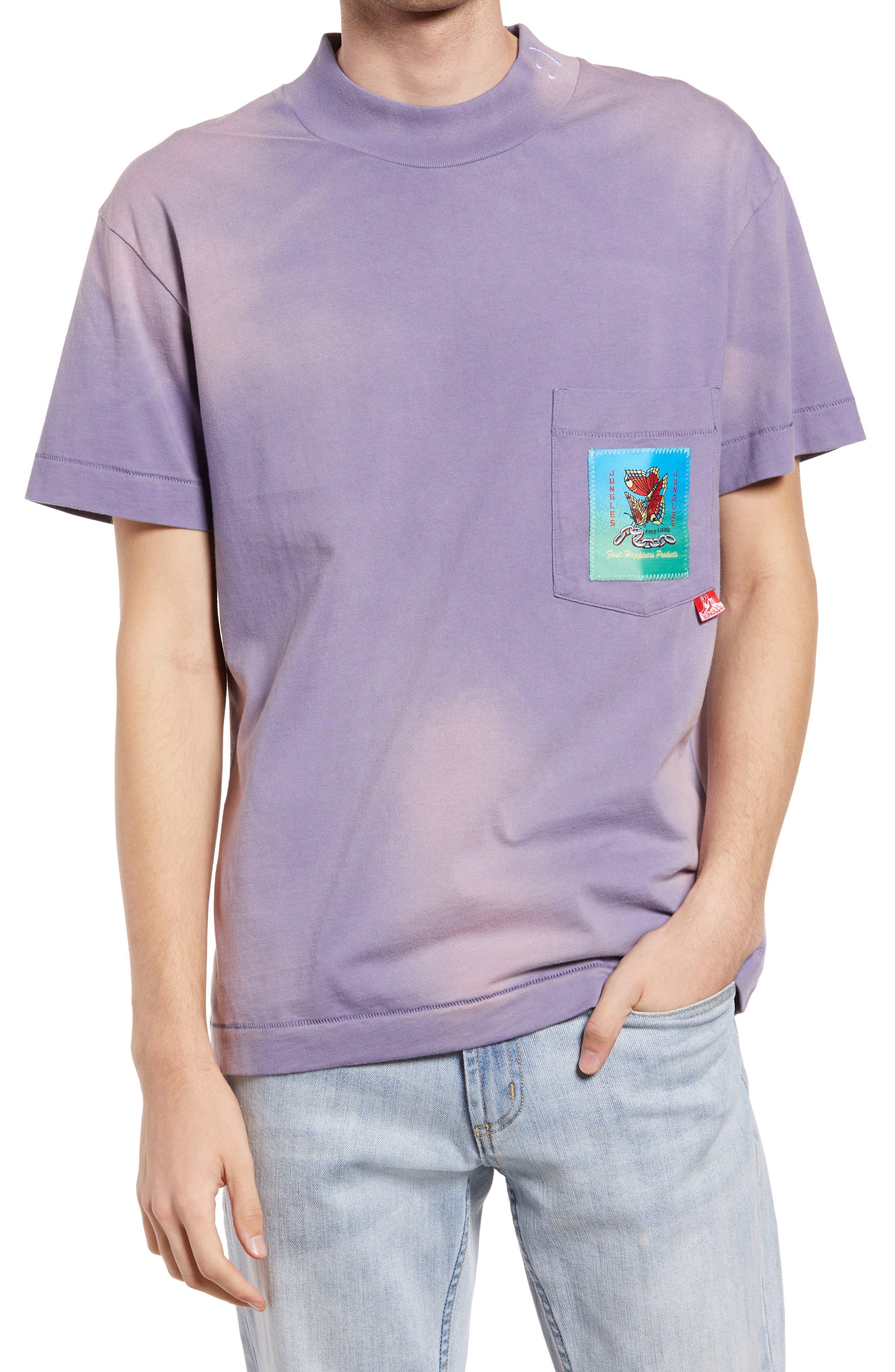 Fast Happiness Pocket T-Shirt