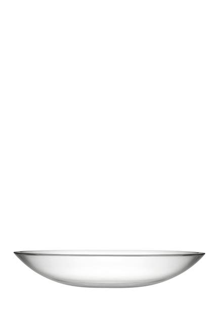 Image of Nude Glass Mini Lily Bowl - Large - Clear