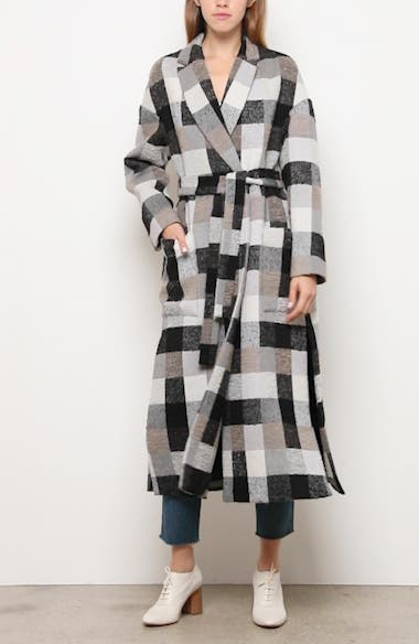 Check Wrap Coat, video thumbnail