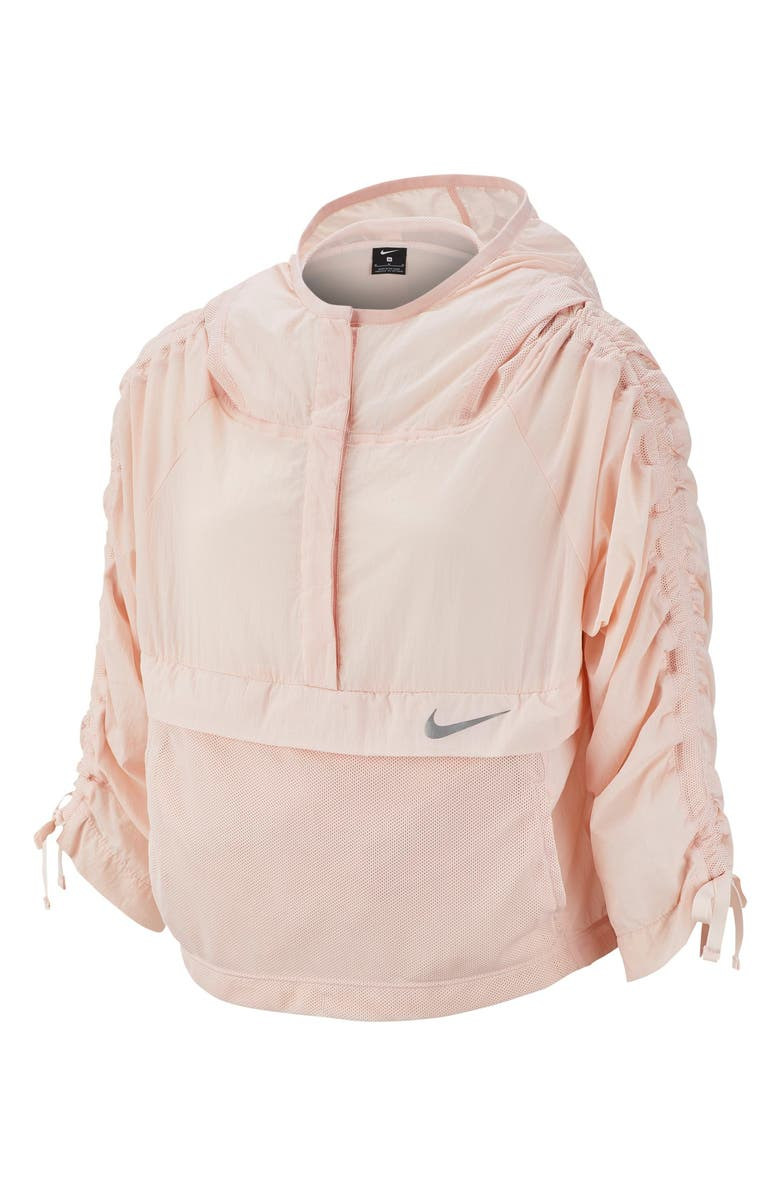 NIKE Packable Jacket, Main, color, 650