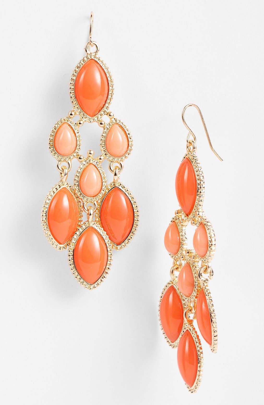,                             Chandelier Earrings,                             Main thumbnail 8, color,                             800