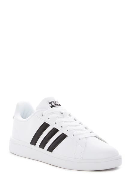 Image of adidas Cloudfoam Advantage Leather Sneaker
