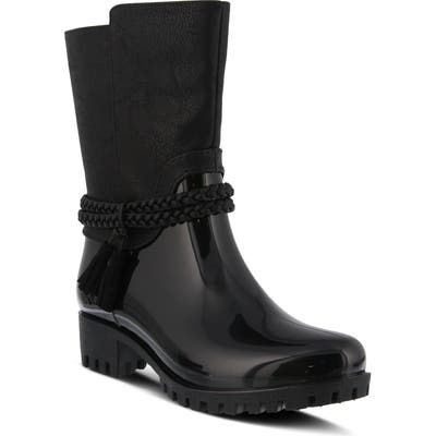 Spring Step Glover Waterproof Boot - Black