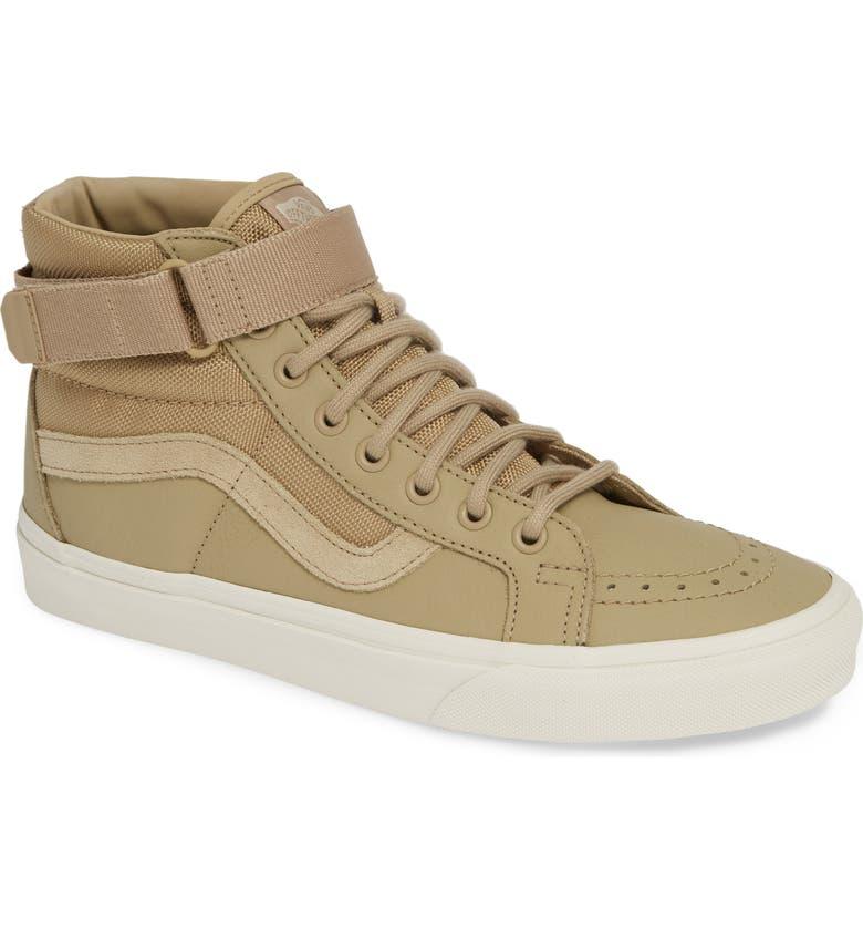 Vans Sk8-Hi Reissue Strap Sneaker (Men) | Nordstrom