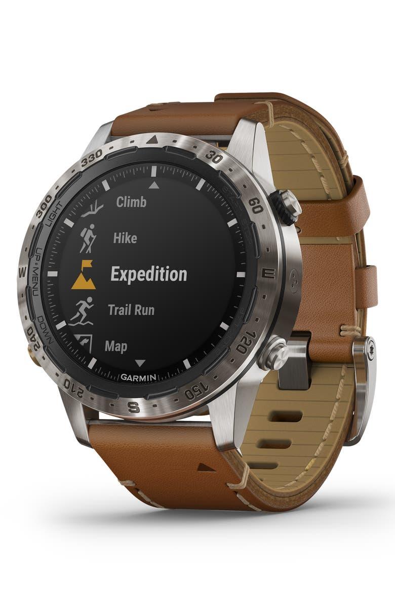 GARMIN MARQ<sup>®</sup> Adventurer Smart Watch, 46mm, Main, color, 200
