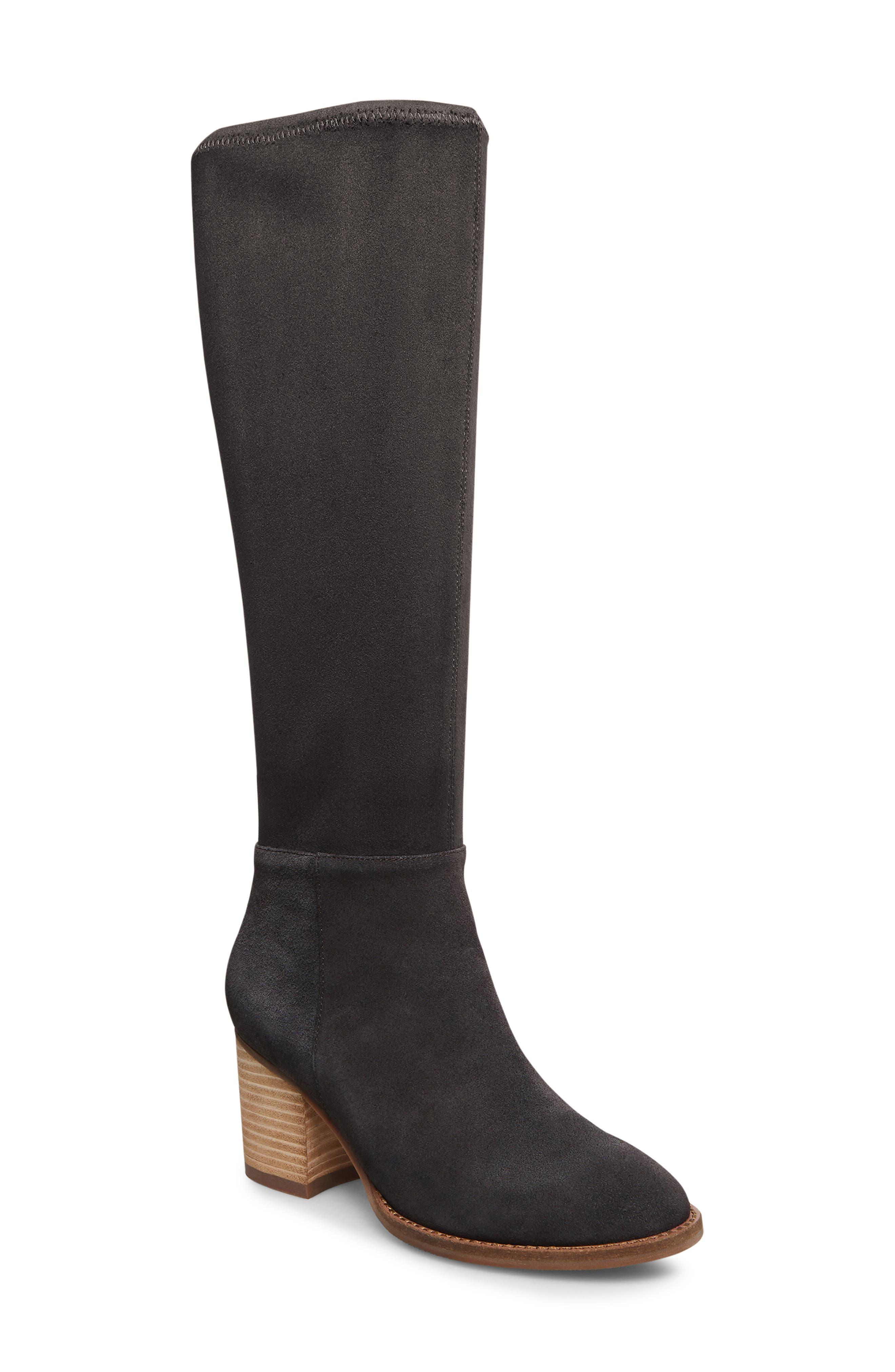 Blondo Nada Waterproof Knee High Boot (Women)